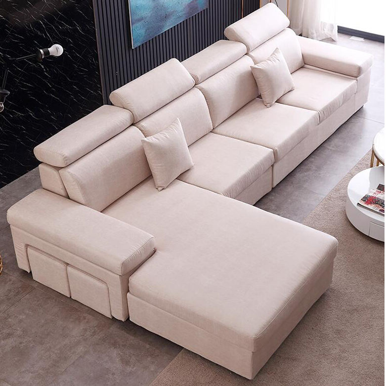 Living Room Sofa Specific Use And Fabric Material Cheap Sofa Bed