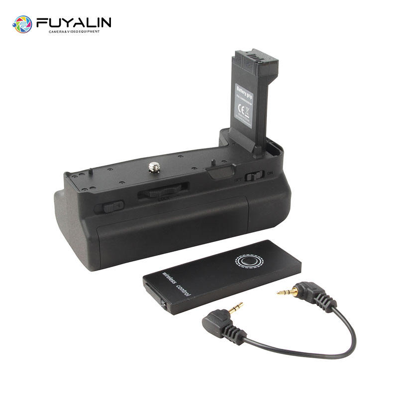 FUYALIN EOS RP Battery Grip +wireless remote control for canon eos rp battery grip for Canon EOS RP Camera