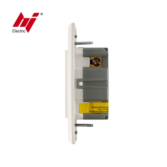 UL Listed Standard GFCI Outlet 5-15R Sockets