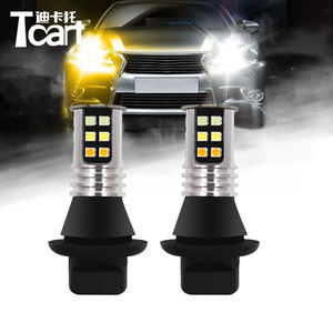 Tcart high bright 12v 20w 1156 3020 30smd car LED DRL lamp turn bulb reversing lights auto light