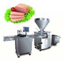 Luncheon meat production line equipment