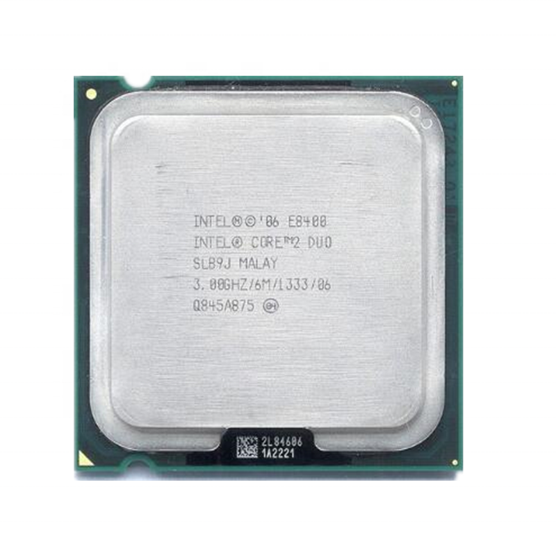 Intel Core 2 Duo CPU Processor E8400 (6M Cache 3.00 GHz)
