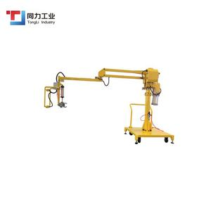 Frequent Mini Lifting Crane Pneumatic Manipulator With Hybrid System