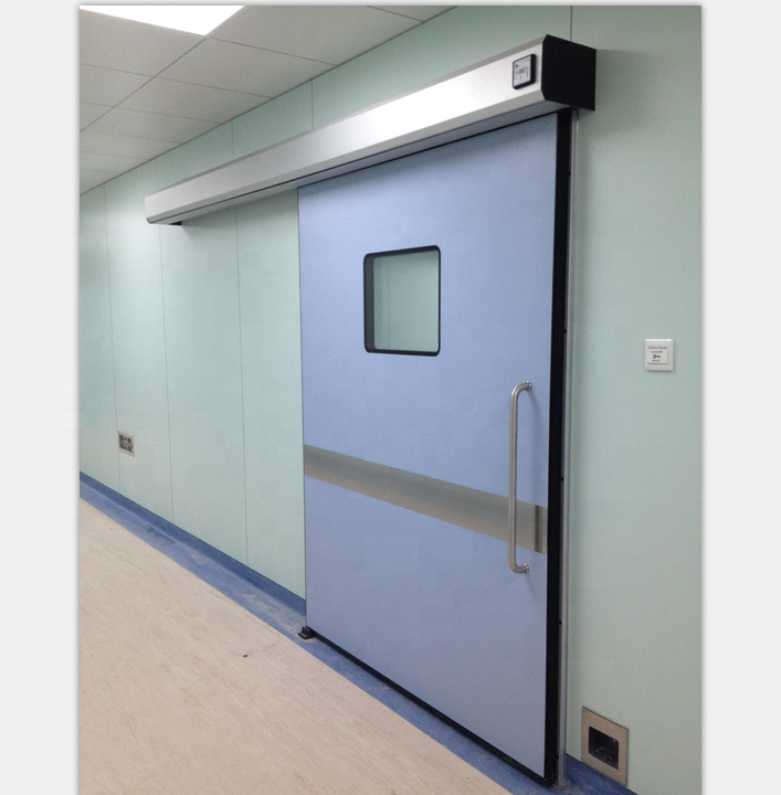 ZG 105 Made in China Hospital Operating Theatre Room Door