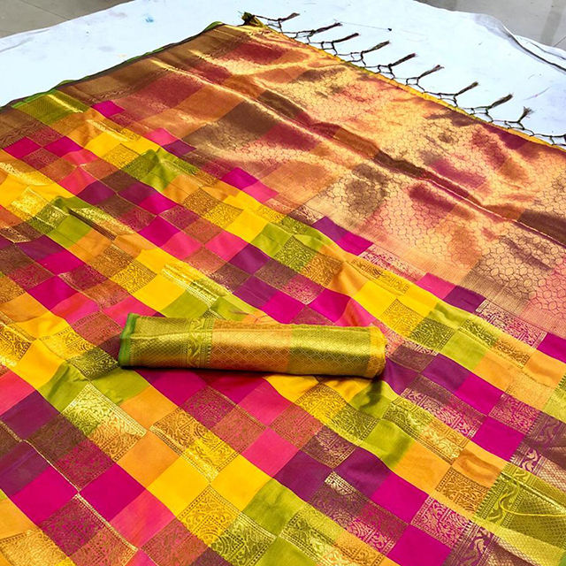 Pure Cotton Silk New Designer Sarees Collection