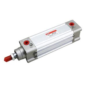 RIH Band Square Cover Type Double Acting Standard Pneumatic Cylinder(DNC63X50-PPV-A)