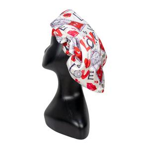 Wholesale Price african print bonnet sleep Bonnet Hat with Elastic Band