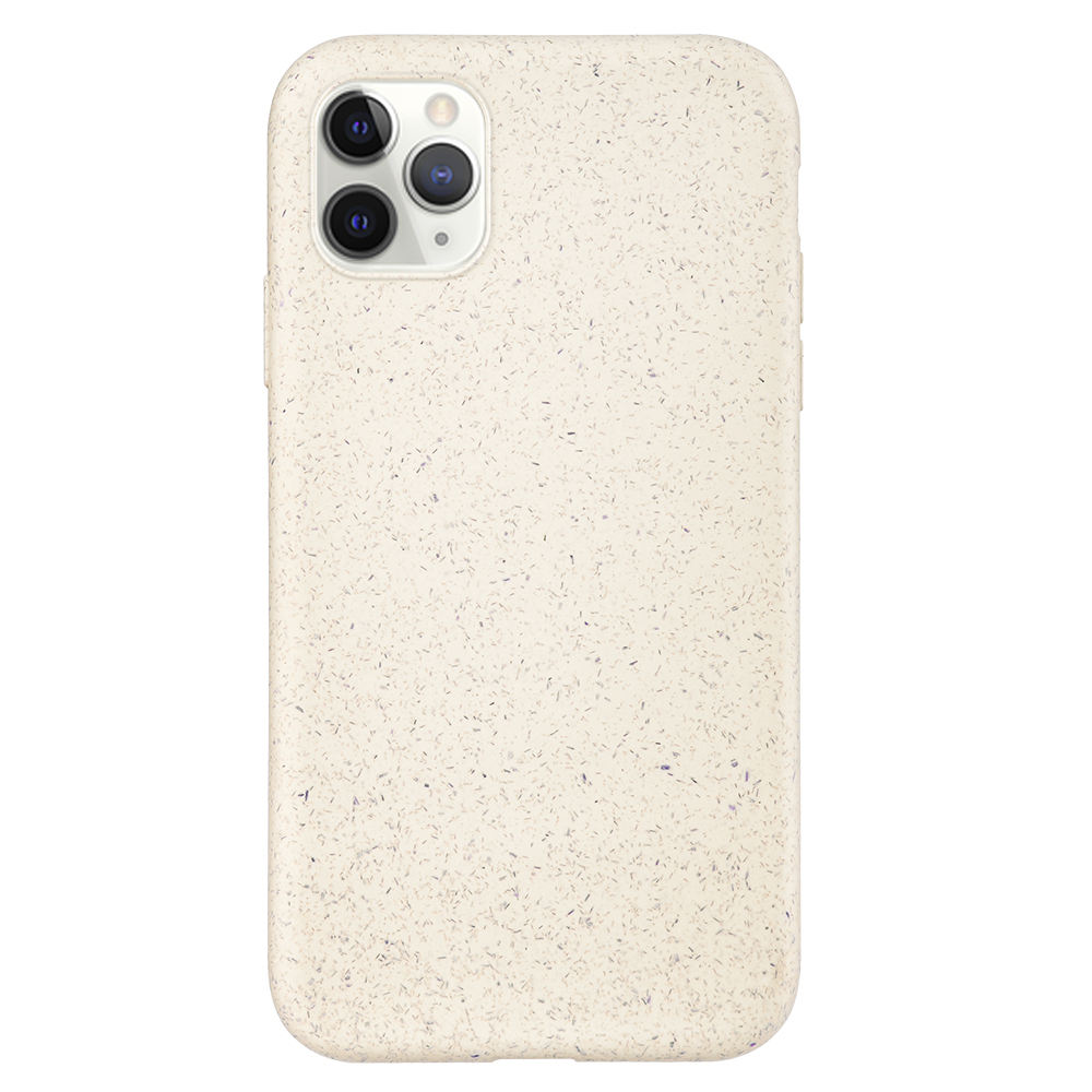 Hot sale Eco-friendly straw compostable phone case for iphone RX ( MB081)