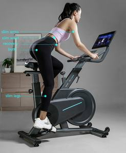 OVICX professional indoor cycling iron fitness magnetic resistance electric spinning exercise bike