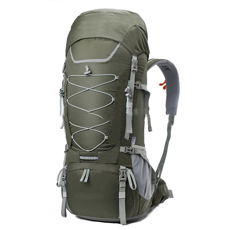 Large Capacity 50 - 70L Travel Backpack Bag outdoor Camping Bag