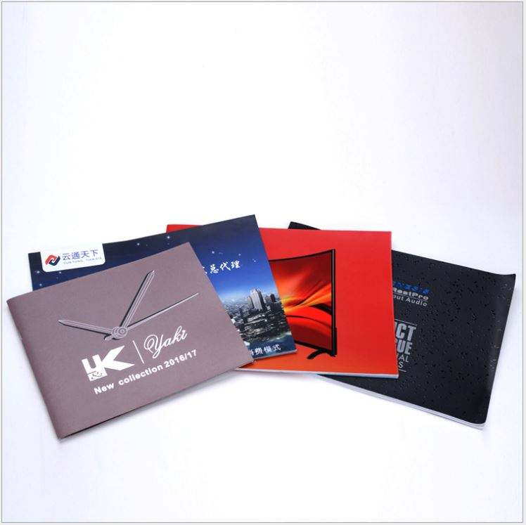 Professional printing A4 A5 Brochure/Catalog/flyer/Magazine for promotion
