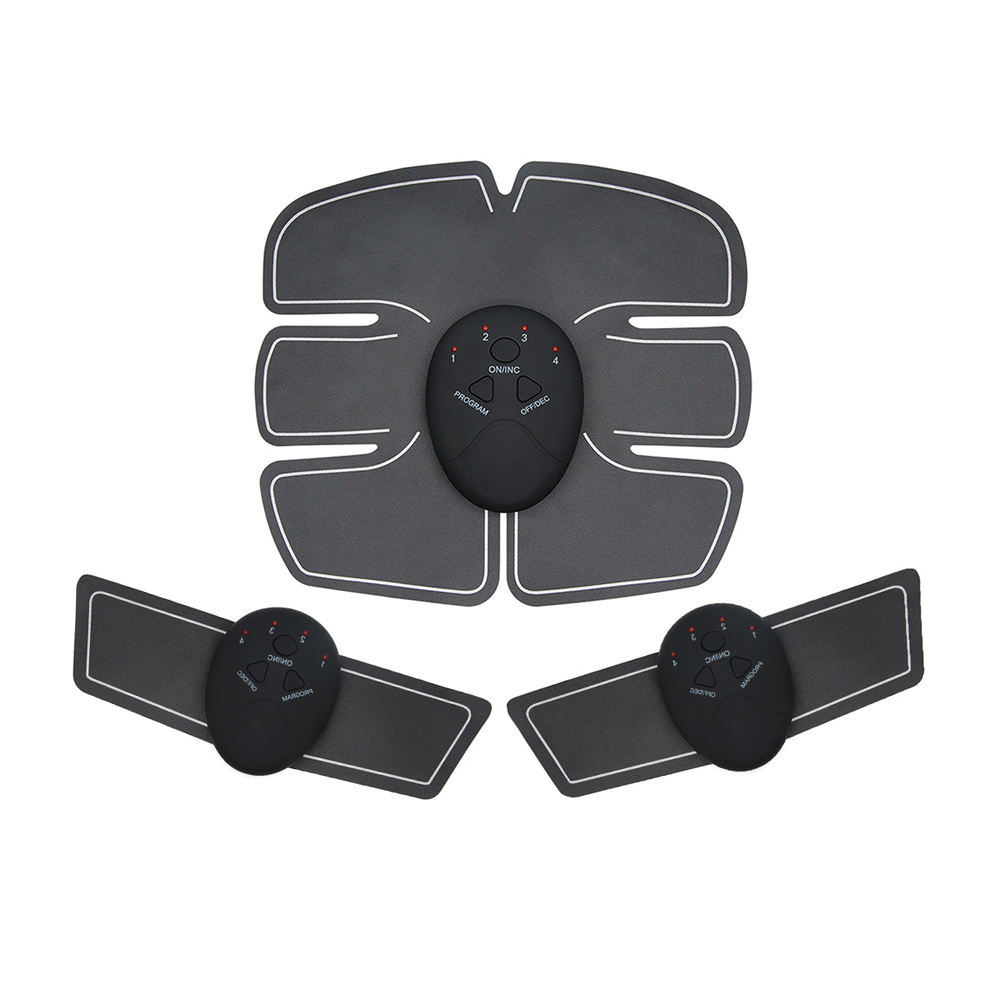 Ems Abdominale Trainer Werken Fitness Lage Frequentie Bluetooth Usb Draadloze Body Massager Ab Abs <span class=keywords><strong>Spier</strong></span> Stimulator