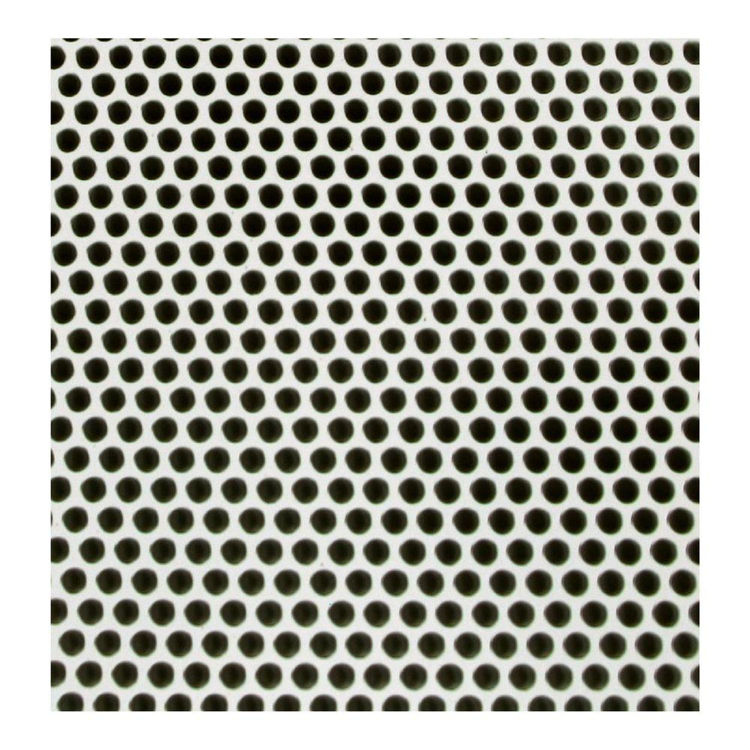 304 316 Stainless Steel Punched Plate / Perforated Mesh Sheet / Punching Hole Mesh