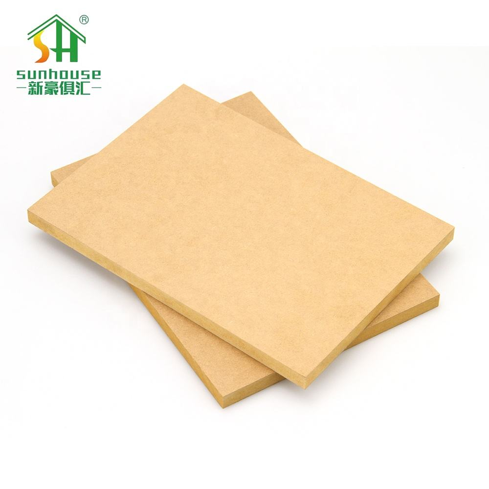 China Factory Particle Convex Surface Wood Board Design Panel