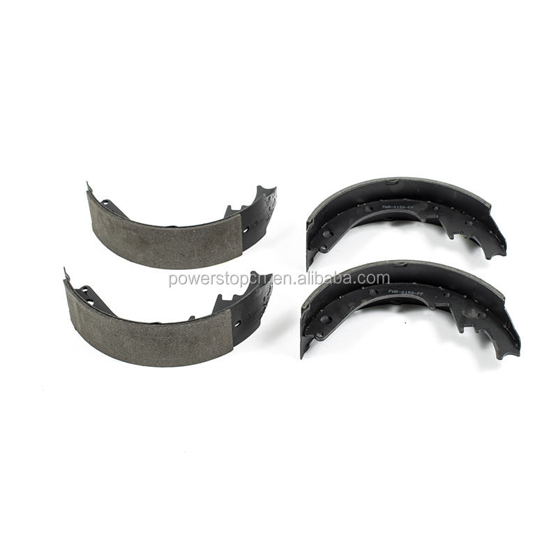 U.S.top rated S473 19133372 89059128 POWERSTOP Brake Shoe with R90 for NISSAN MARCH I