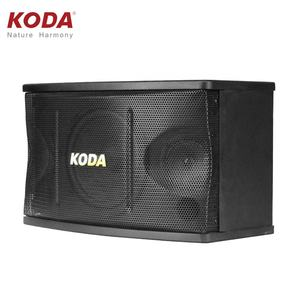 Factory Price Karaoke 10inch passive sound system audio professional speaker