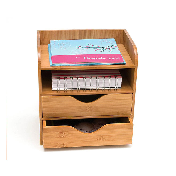 Custom New Product Wholesale Office Office Desk Organizer