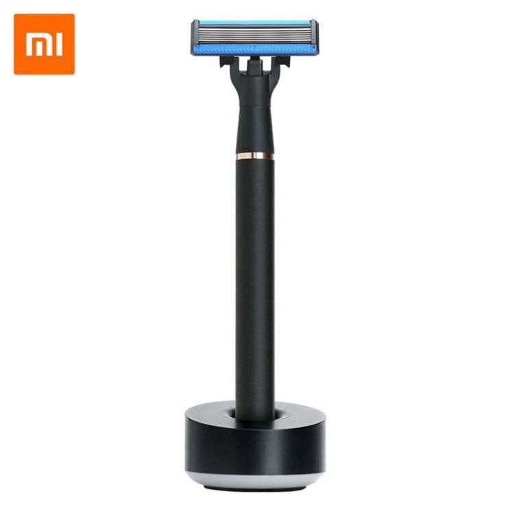 Original Xiaomi Mi Home Shaver H600 Manual Razor Magnetic Replaceable Shaver Blade for Men Women