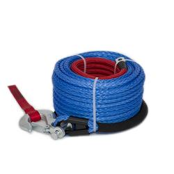 (BANNER ROPE) 12 strands synthetic winch rope with heavy dut