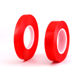 Custom Red High Temperature Single Sided Tape PET Silicone