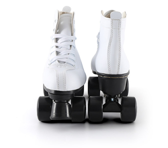 New Style Inline roller skates awomens suede adult fashion roller skates