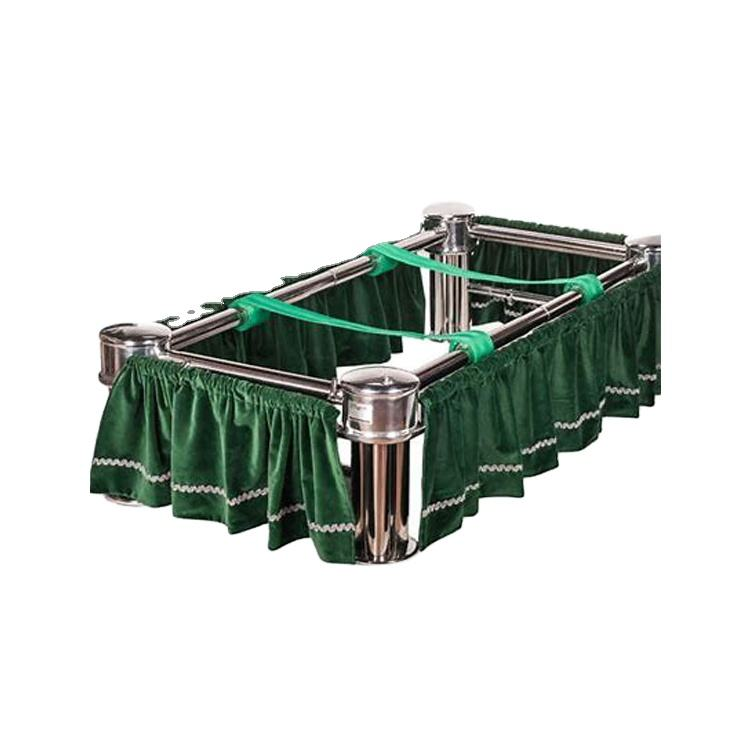 THR-LD003 Stainless Steel Funeral Casket Coffin Lowering Device
