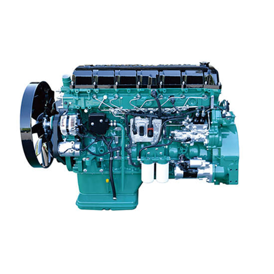 Brand new 312KW 12.56L Yuchai machinery engines CA6DM3-42E5 for construction works