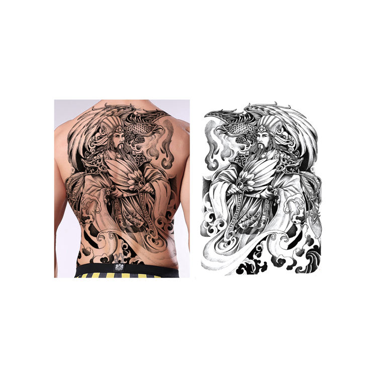 Fast Delivery The Best Buy Large Tatoo Temporary Tattoo Men