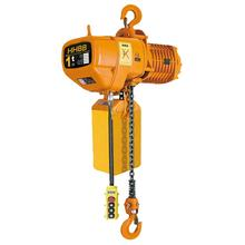 Motor Trolley Type 5 ton Electric Chain Hoist with Hook block