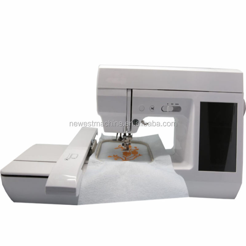New Design China Embroidery Machines For Home Use