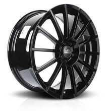 "18"" 5x112 Piano Black WRC Wheel Rims fit for Polo Aluminium Alloy for Pasanger Car DY418"