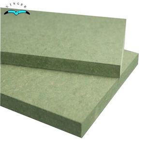 high quality waterproof/fireproof 18mm mdf board for furniture