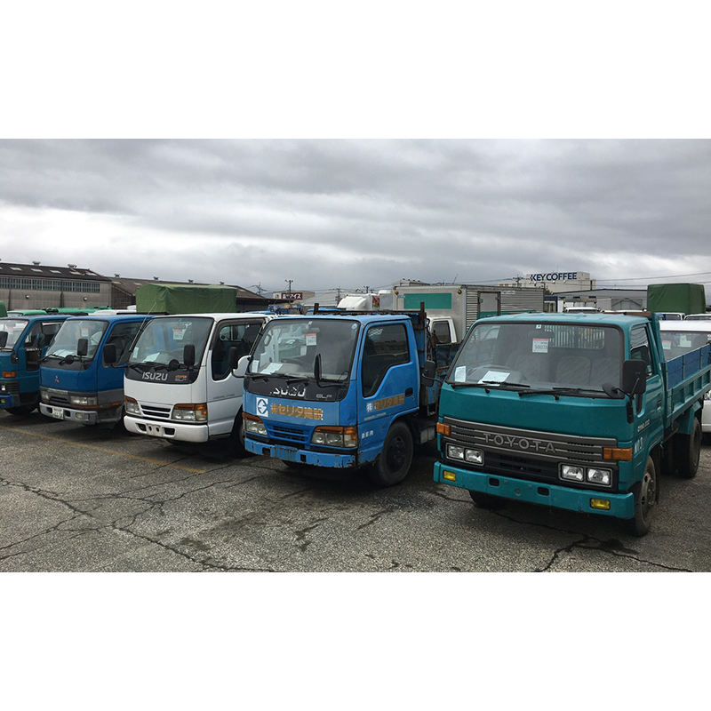Japan Brand Toyota Nissan Mazda Honda Suzu Used Truck For Wholesale