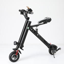 Adult Mini scooter folding electric scooter with seat
