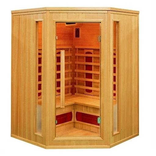 Smratmak dry heat barrel sauna far infrared massage rooms
