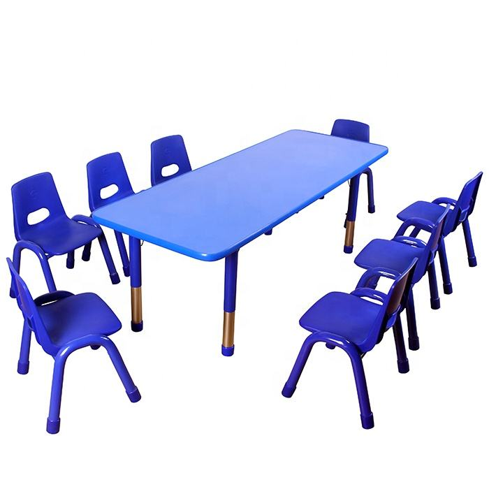 Kindergarten Learning Table School Table
