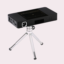 Free sample 4k mini full hd dlp projector dropshipping cosmos star projector
