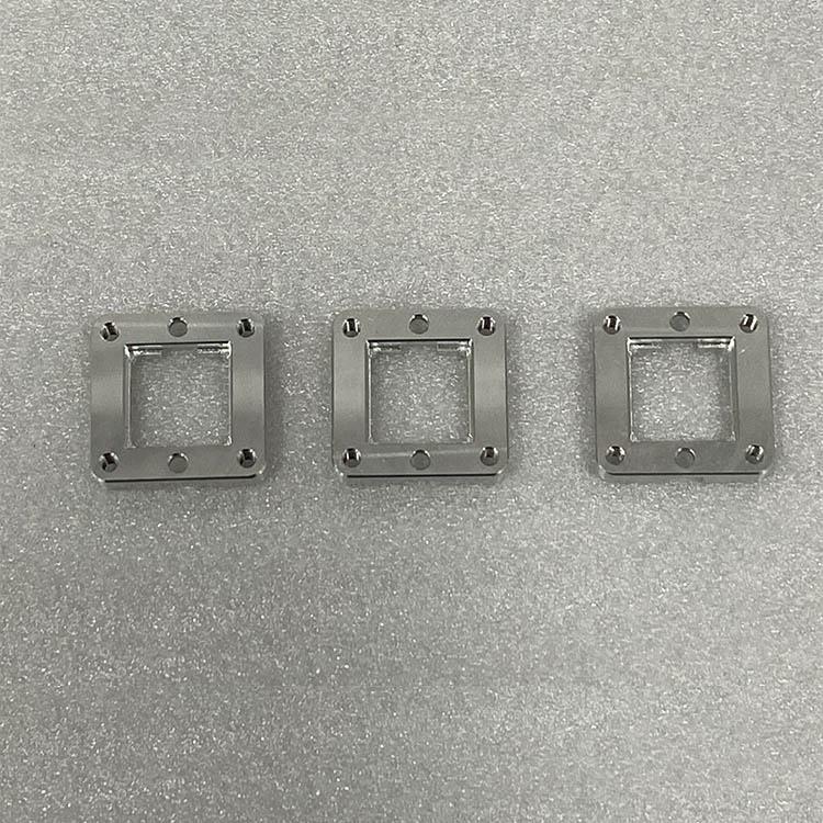 الدقة نك طحن أجزاء الألومنيوم تحول أجزاء على شكل خاص قطع غيار تجهيز تصنيع مع 5-محور التصنيع باستخدام الحاسب الآلي