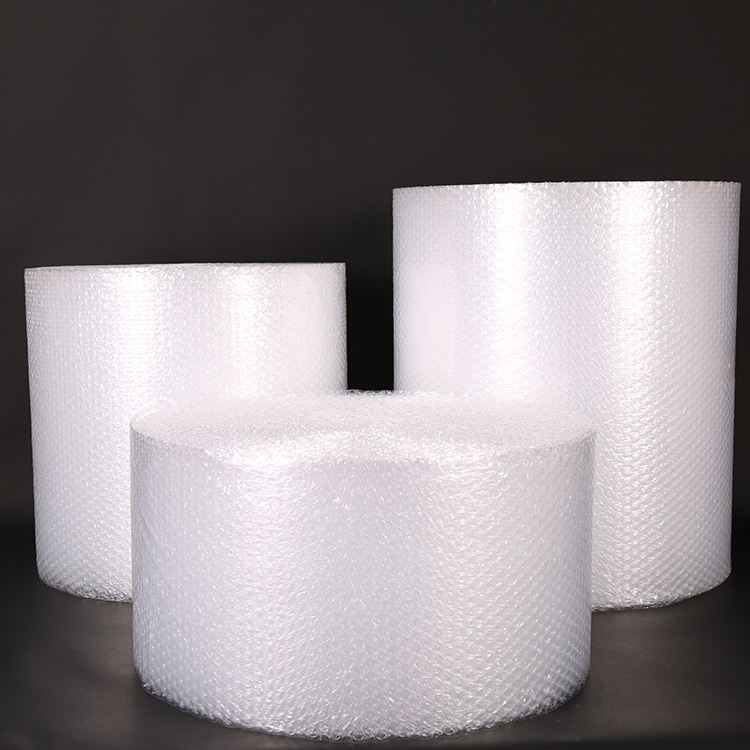 Shockproof cushioning material protect the product Air Bubble Film Wrap Roll packing