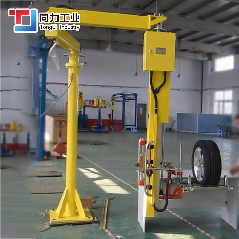 Mini Lifting Kraan Materiaal Handling Equipment Luchtband Manipulator