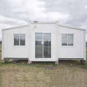 Prefabricated House Container House / Easily Mobile Portable Homes/Expandable Container House