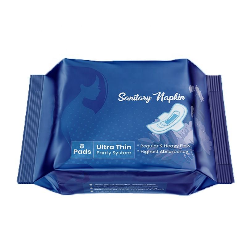 Cheap price ladies sanitary pad women sanitary napkin herbal hygiene product organic pads