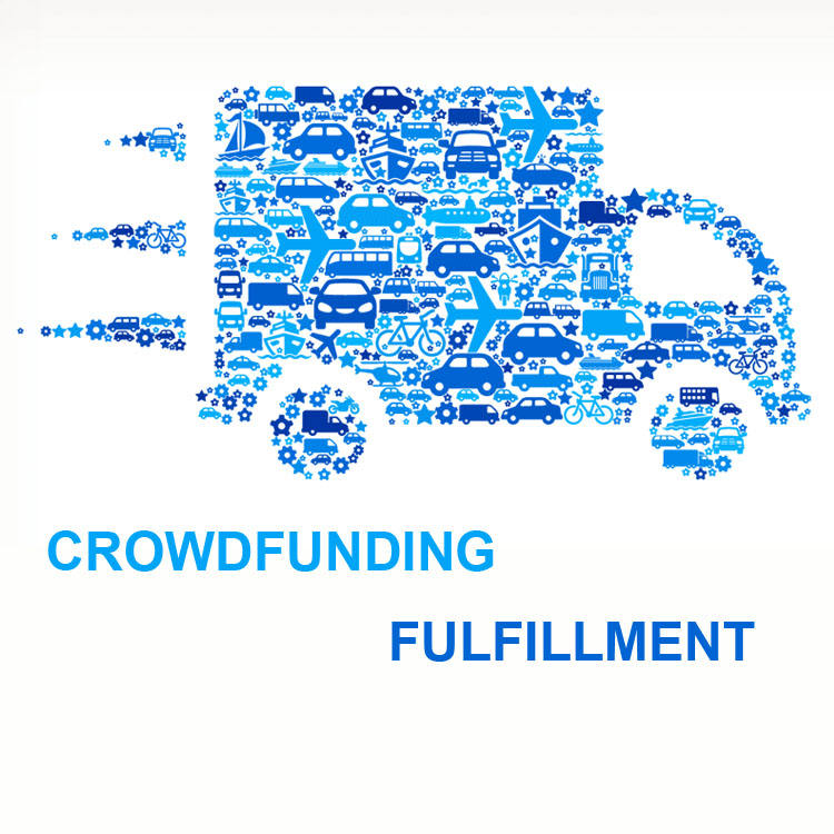 Global Crowdfunding Order Fulfillment and Warehousing Service for eCommerce Brand on Indiegogo Kickstarter