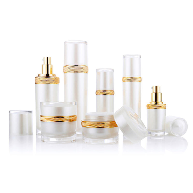 Cosmetics empty bottle cream cream face cream package cleanser essence lotion pressure spray perfume packaging bottle