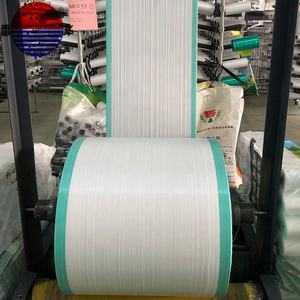 100% polyethylene material woven sack roll PP woven fabric roll woven bags roll