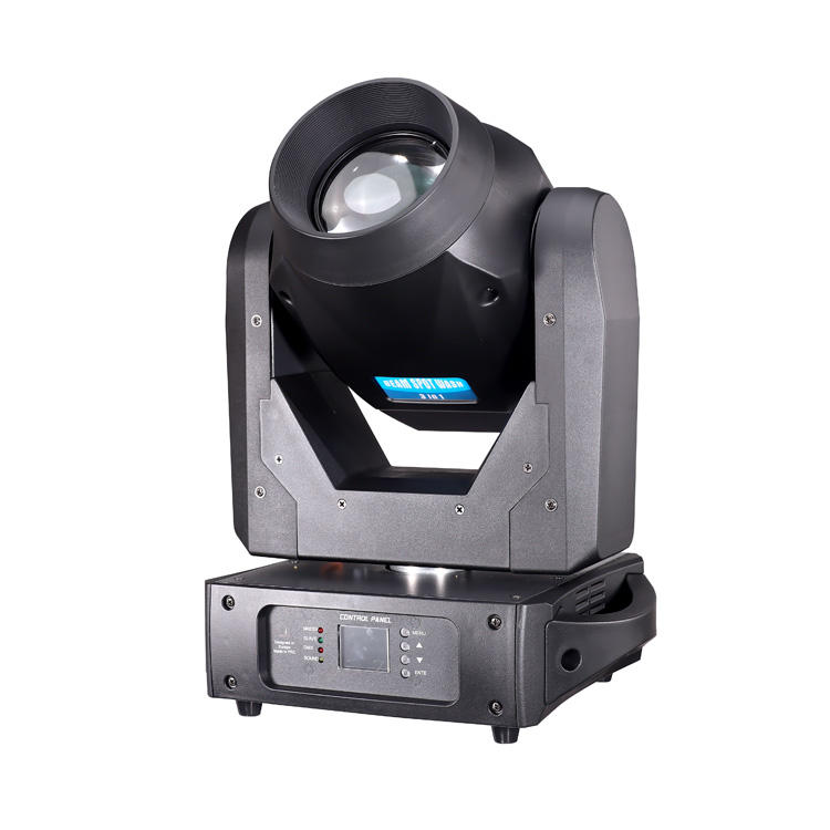 LED 3-In-1 Beam Spot Wash 150 Watt Zoom LED Moving Head Spot