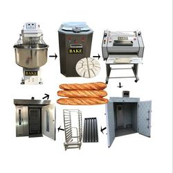 French baguette dough molding machine