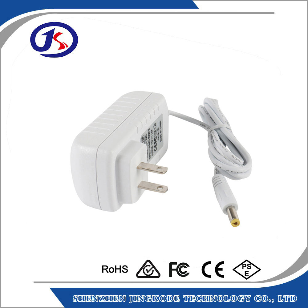 Wall Mount Wall Mount Adapter Wall Mount AC 100-240 50/60hz DC 12V 2.5A CCTV Power Adapter