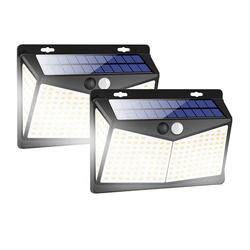 Hot Sale Smart Solar Garden Light Warm White Led Light Induction Lamp