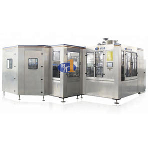 Top Selling Mineral Water Bottling Equipment / Production Machine For Small Business